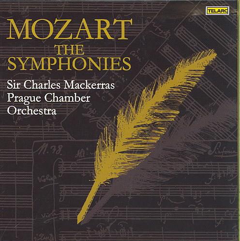MOZART:SYMPHONIES BY MACKERRAS,CHARLES S (CD)