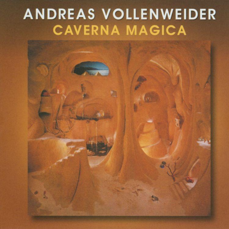 CAVERNA MAGICA BY VOLLENWEIDER,ANDREA (CD)