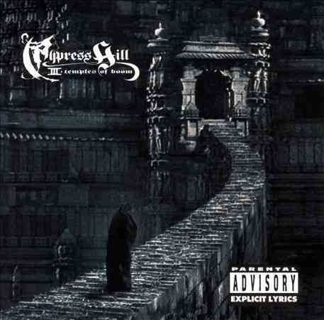 III:TEMPLES OF BOOM BY CYPRESS HILL (CD)