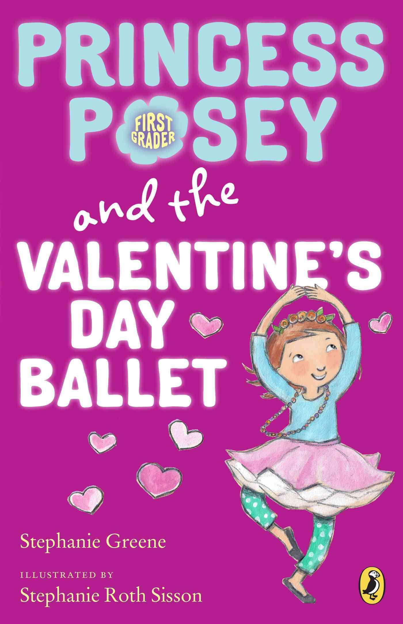 Princess Posey and the First Grade Ballet By Greene, Stephanie/ Sisson, Stephanie Roth (ILT)