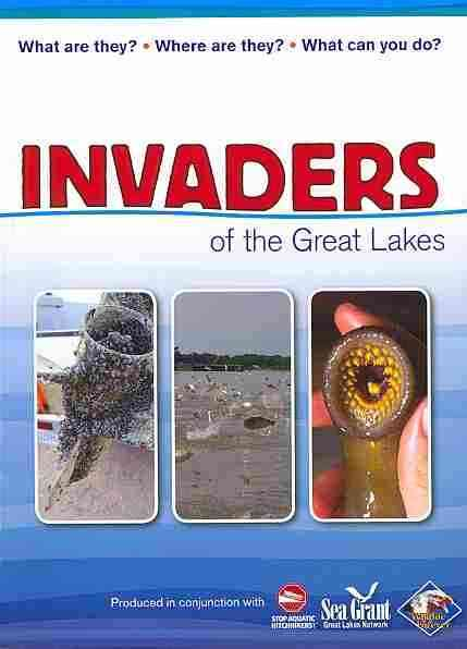 Invaders of the Great Lakes By Wildlife Forever (COR)